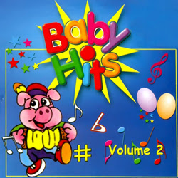Baby+Hits+Vol.+02 CD Baby Hits Vol. 3 Infantil