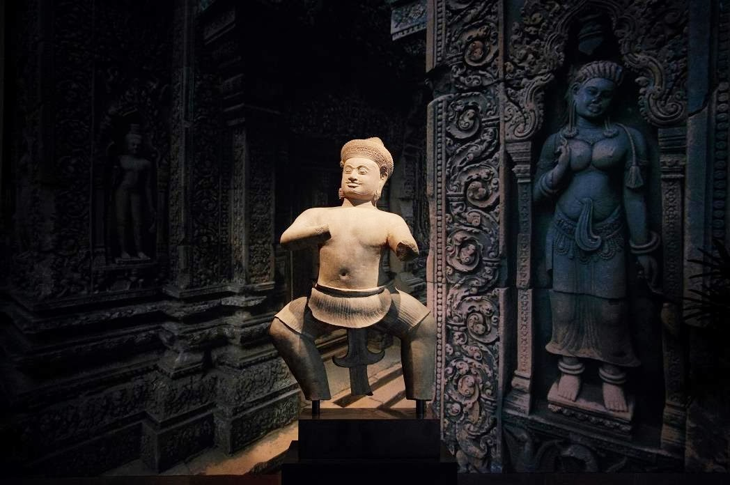 South East Asia: Momentum gains to unite ancient Cambodian statues