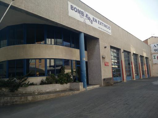 Parc de Bombers de Sabadell, Ctra. de Barcelona, 52, 08205 Sabadell, Barcelona, Barcelona, España, Estación de bomberos | Cataluña