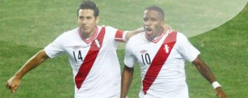 Paraguay vs. Perú en VIVO - Eliminatorias Brasil 2014