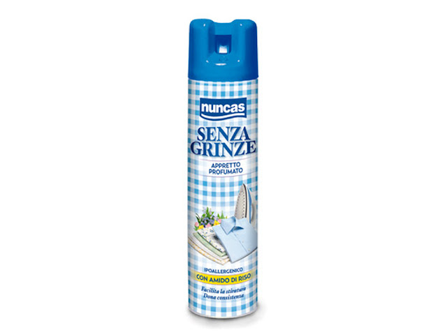 Sanpli Appretto spray Senza Grinze Nuncas