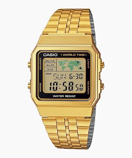 Casio Standard : A500WGA-1