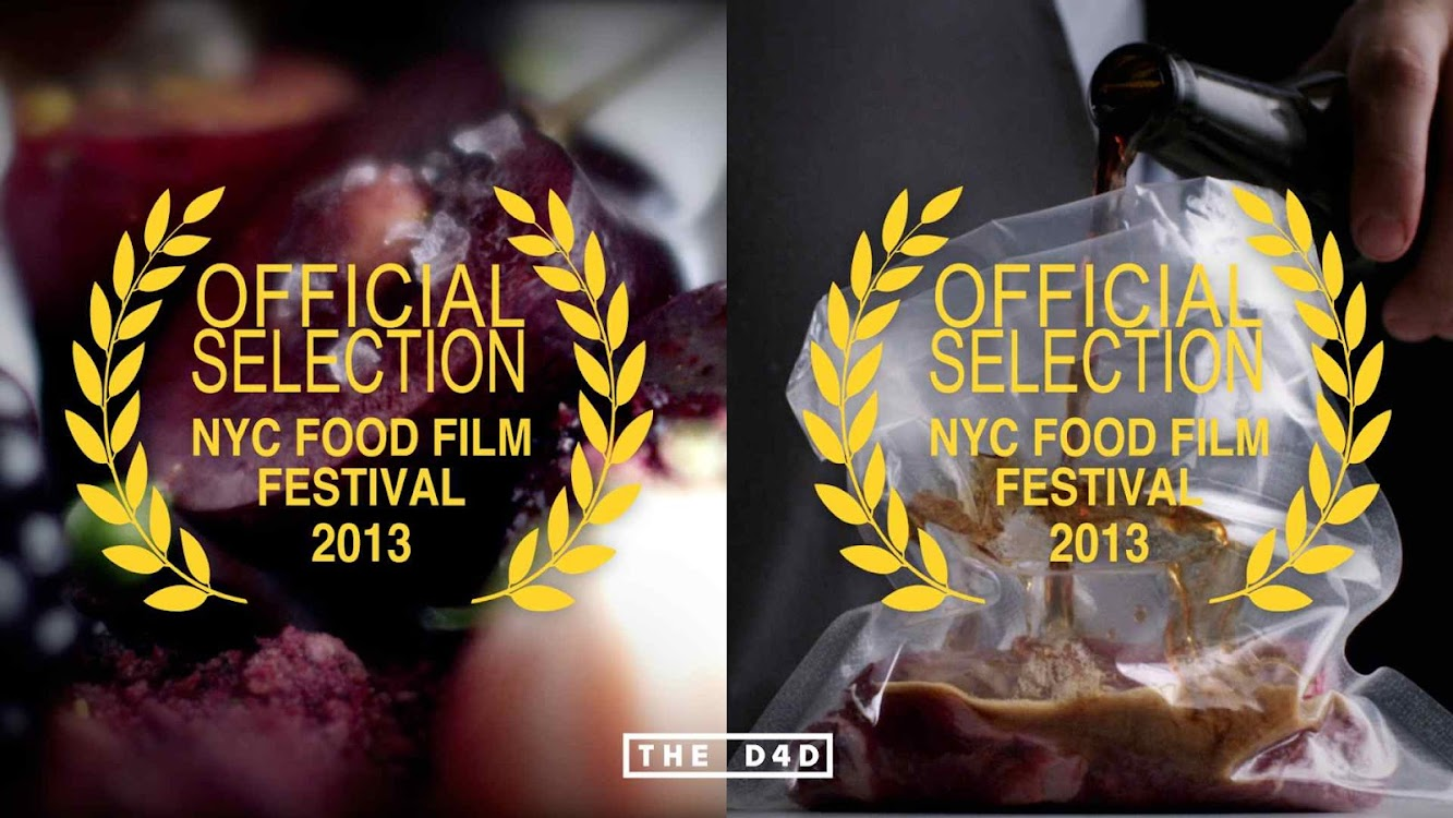 Food Porn — D4D Has 2 Shorts Selected To NYC Food Film Festival