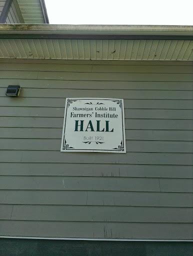 Cobble Hill Community Hall, 3550 Watson Ave, Cobble Hill, BC V0R 1L0, Canada, Event Venue, state British Columbia