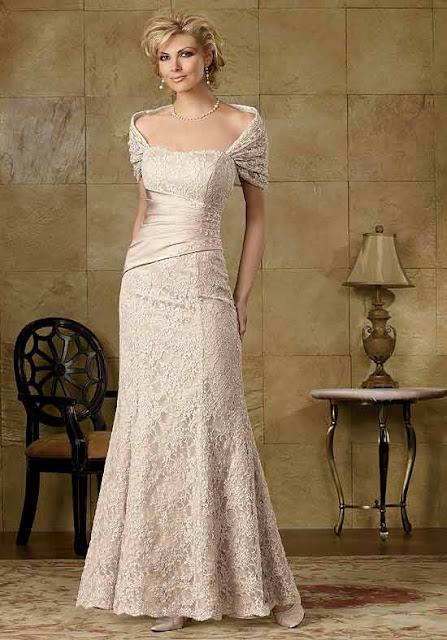 Нарядное платье для женщины 40 лет на свадьбу