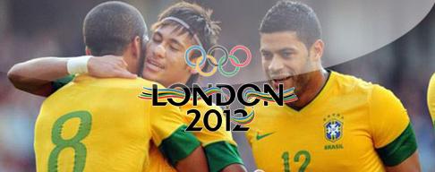 Brasil vs. Honduras en VIVO - Olimpiadas Londres 2012