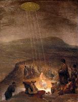 battesimo di cristo, de-gelder, dettaglio