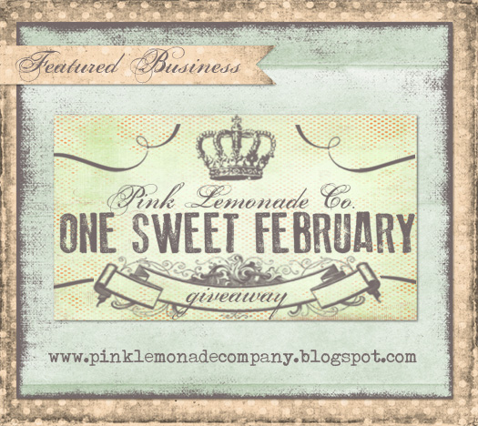 One Sweet February Giveaway!