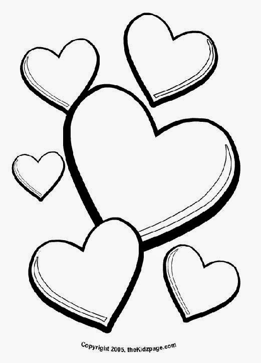 Free Coloring Pages for Adults Walloid - heart coloring pages for adults