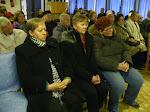 Három mártír-hős özvegye: Bodoni Margit, Pajka Rozália és Tamás Margit