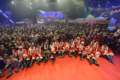 Рождественский вечер Ferrari в Маранелло - декабрь 2013