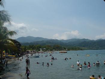 Playa Omoa