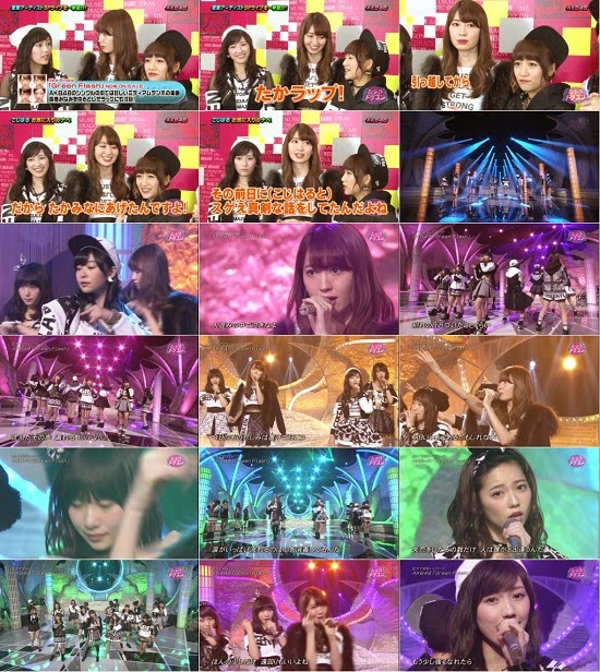 (TV-Music)(1080i) AKB48 part – Music Dragon 150306