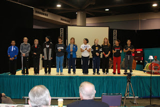48kg women's introductions- photo taken by Jim Schmitz