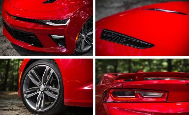 2016 chevrolet camaro ss convertible review powerful release date price specs interior engine Car Price Concept