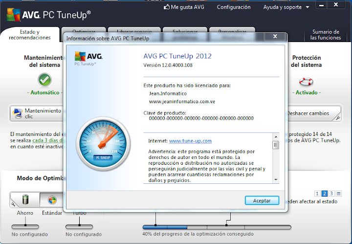 Download AVG-PC Tuneup free