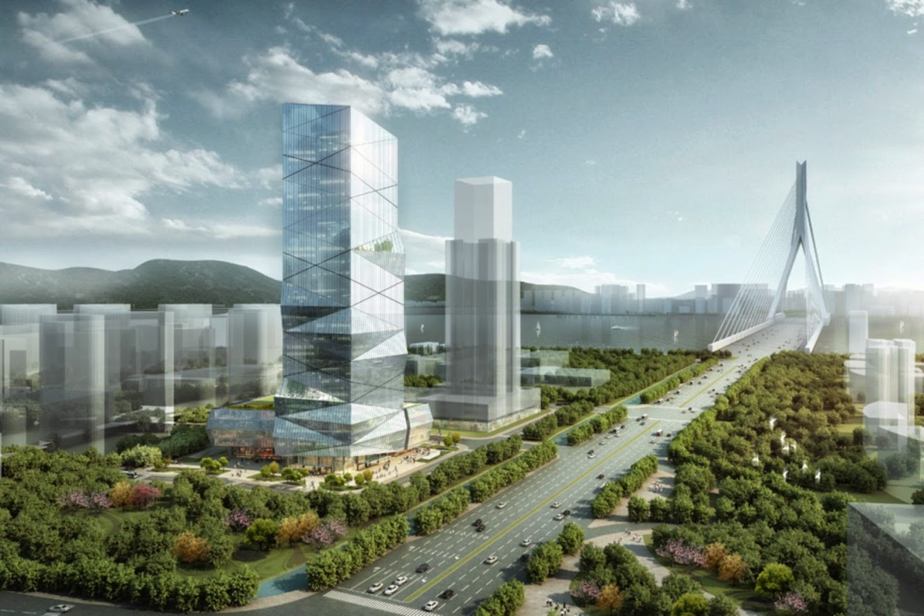 Wenzhou, Cechiang, Cina: Henn Wins Competition in Wenzhou