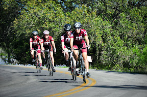 Pace Bend Race (U of Texas Race) - Team Time Trial - Mar 2012 - From Texas Cycling