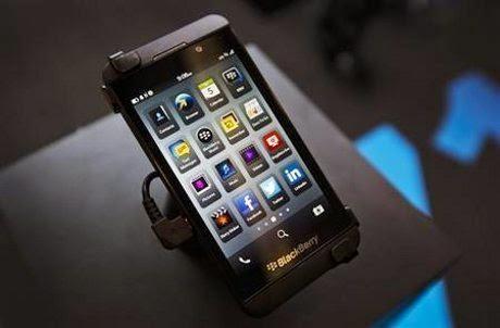 Blackberry Siapkan BlackBerry Rio Smartphone Kelas Menengah