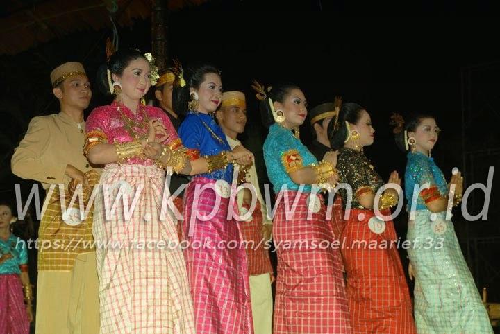 festival budaya polewali mandar sulbar