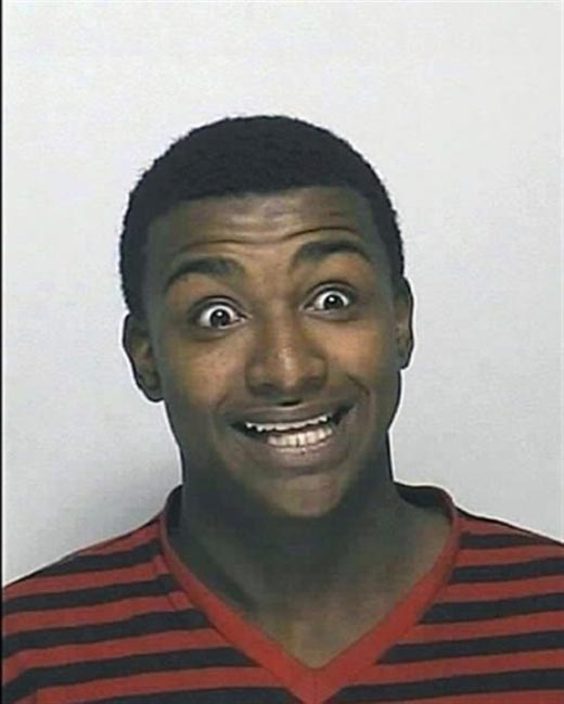 Funny and Unusual Mugshots