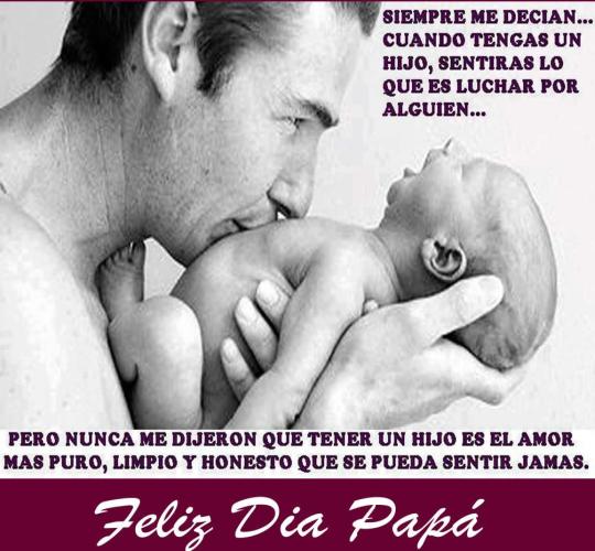 Frases del dia del padre II Parte ~ PENSAMIENTOS DE AMOR
