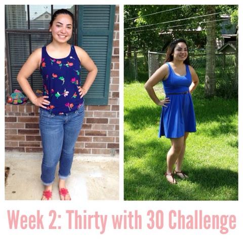 30x30 Week 2