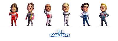 F1 Race Stars от Codemasters