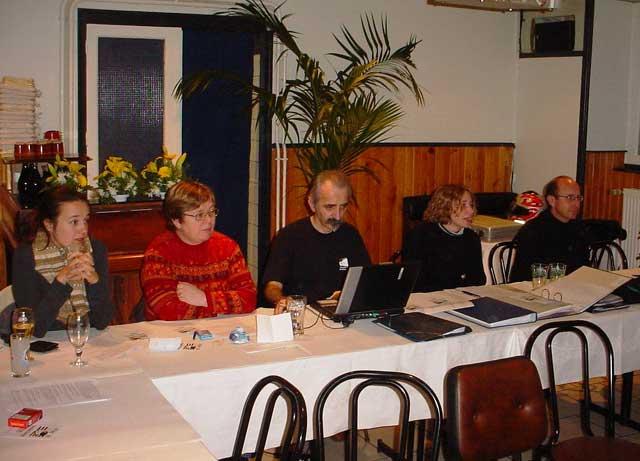 Assemblée générale FFMC 35 2005
