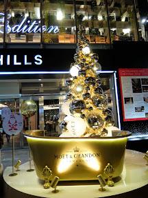 表参道ヒルズのクリスマスイルミネーション2014