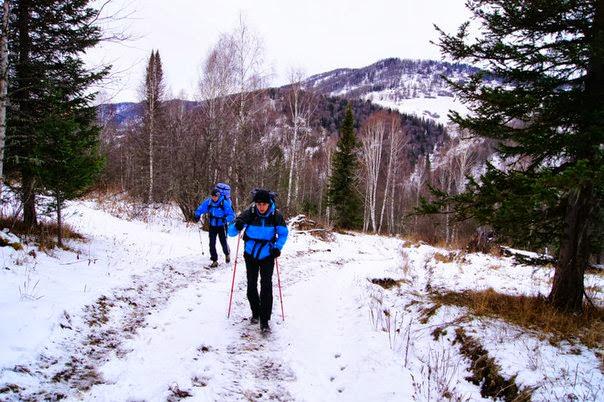 Нордическая ходьба Барнаул Алтай