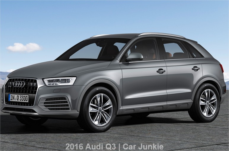 2016 Audi Q3 Specs Review, Changes, Interior Colors