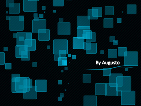 Wallpaper Windows Blue By Augusto