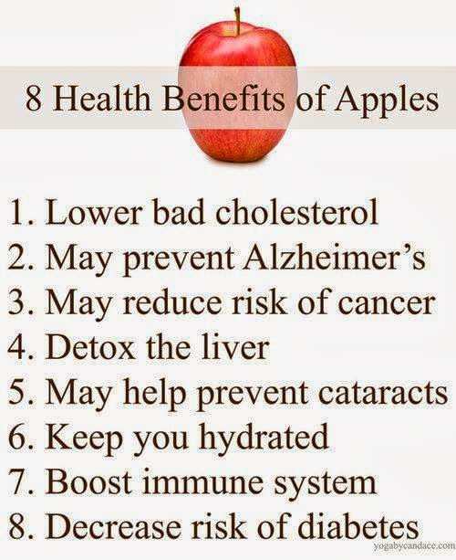 Health Tips: 8 health benefits of Apples