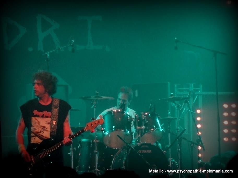 D.R.I. @ Hellfest 2011 - Samedi 18/06/2011