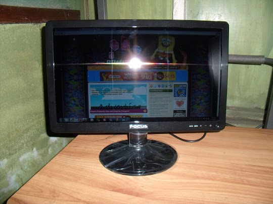 Focus LED Monitor