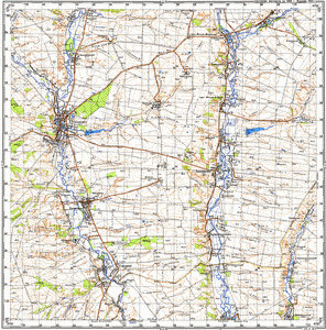 Map 100k--m37-104--(1989)