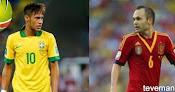 Brasil vs España en Vivo - Final Copa Confederaciones 2013