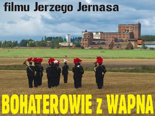 Bohaterowie z Wapna (2011) PL.TVRip.XviD / Lektor PL