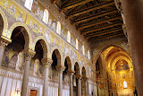 The Stories of the Bible on the Walls of The Duomo - Monreale, Italy
