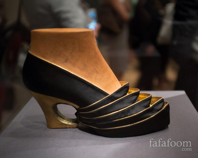Steven Arpad , Shoe prototype, 1939.