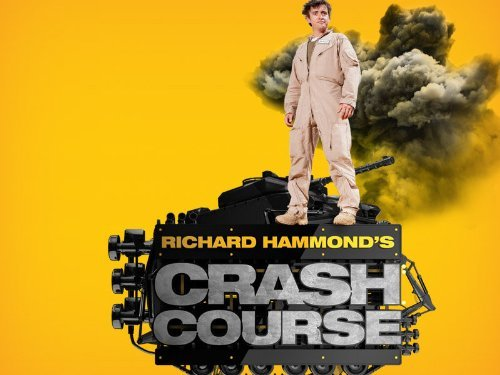 Richard Hammond's Crash Course (2012) PL.TVRip.XviD / Lektor PL