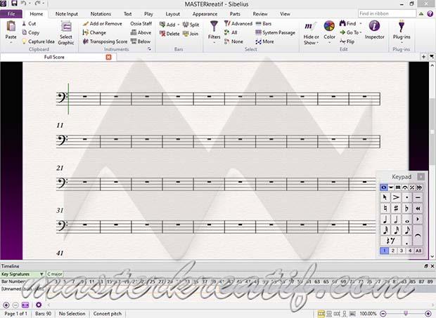 Avid Sibelius 8