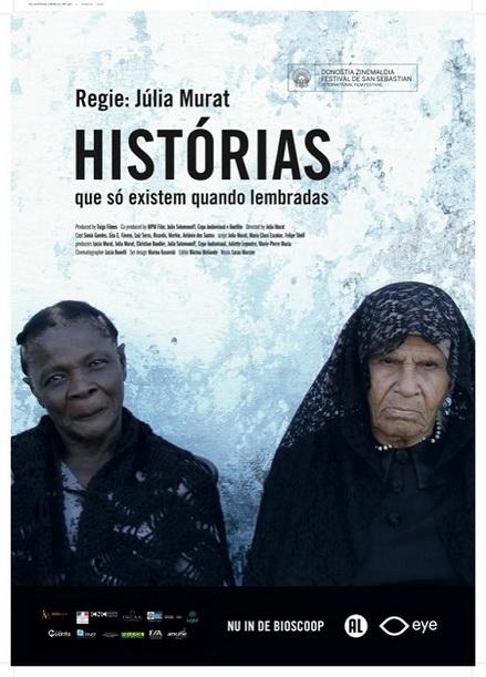Opowie¶ci, które ¿yj± tylko w pamiêci / Histórias que só existem quando lembradas (2011) PL.TVRip.XviD / Lektor PL