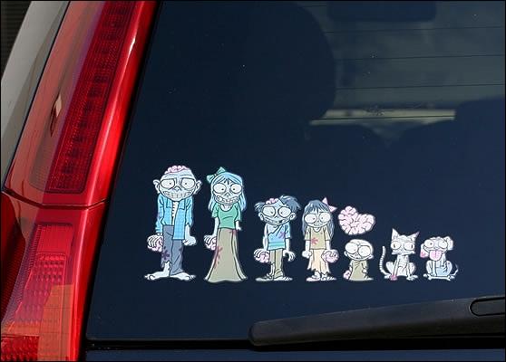 familiazumbis Família zumbis