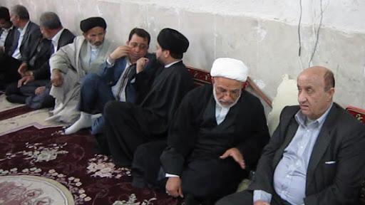 برگزاری مراسم عزاداری امام رضا (ع) در شهر کاکی