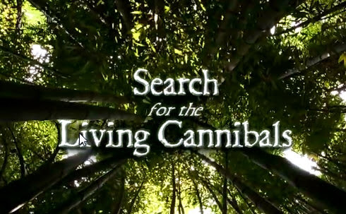Wsp�cze�ni kanibale / Search For The Living Cannibals (2010) PL.TVRip.x264 / Lektor PL