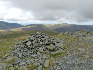 Atkinson Pike Summit Cairn