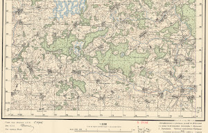 Russian old map N-36-45-A-sued