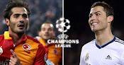 Galatasaray vs. Real Madrid en Vivo - Champions League